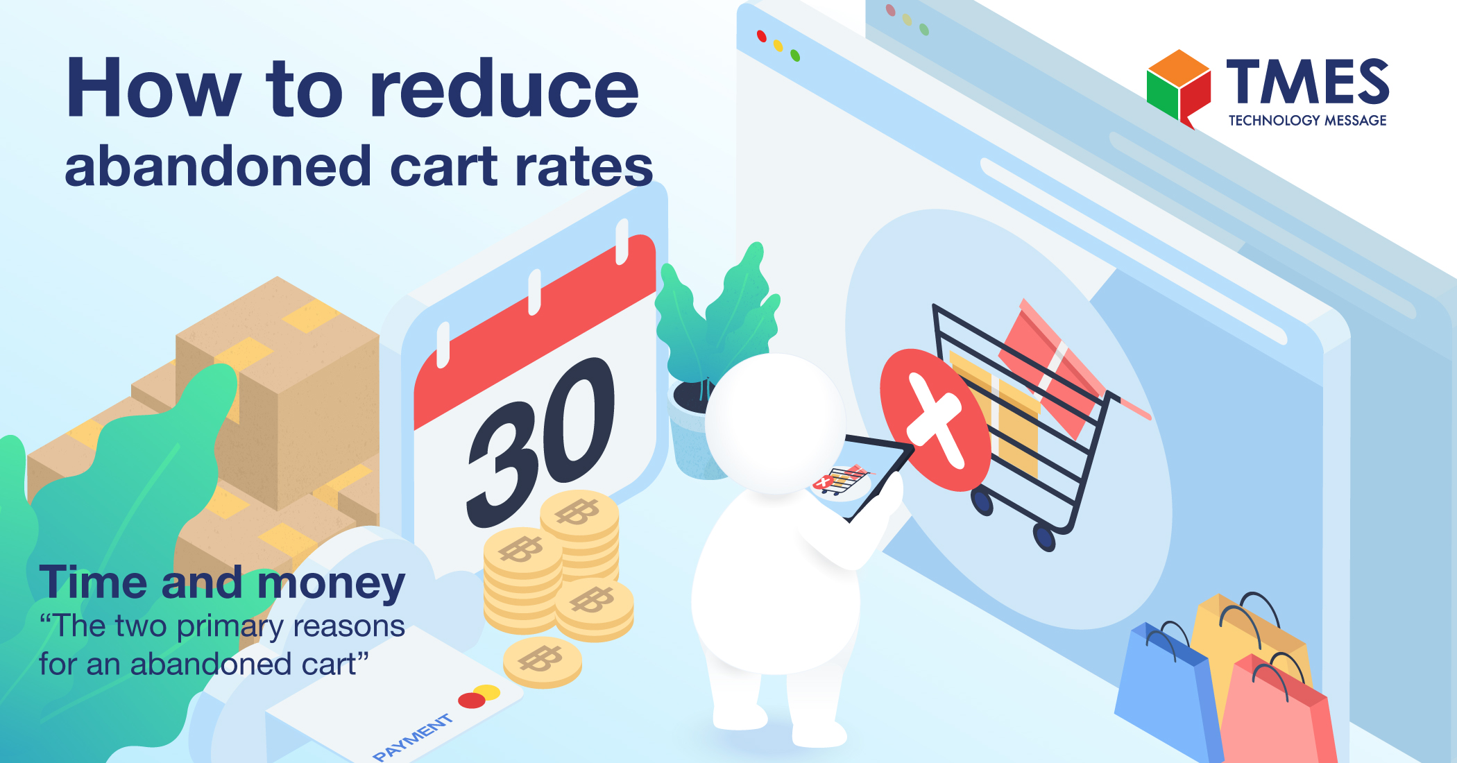 How to reduce abandoned cart rates